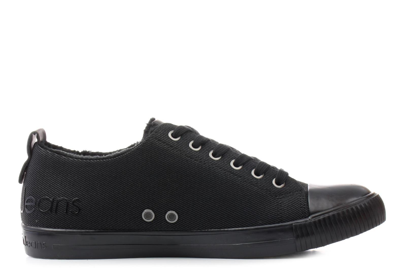 Calvin Klein Jeans Cipő - Arturo - S0475-BLK - Office Shoes Magyarország 4f631541bc