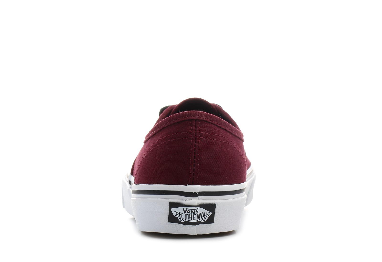 Vans Cipő - Ua Authentic - VQER-5U8 - Office Shoes Magyarország 82f088e9b1