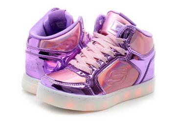 Skechers Energy Lights Shiny Brights (10943L) pinkpurple ab