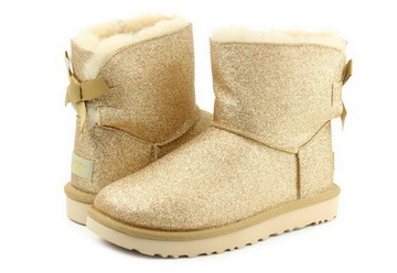 cfed29343 Ugg Boots - Mini Bailey Bow Sparkle - 1100053-gold - Online shop for ...