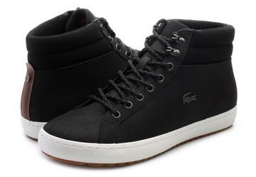 całkowicie stylowy dostać nowe cała kolekcja Lacoste Buty Zimowe - Straightset Insulate Hi - 183CAM0064-02H - Obuwie i  buty damskie, męskie, dziecięce w Office Shoes