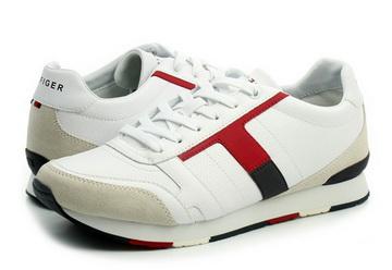 44d544c10dd3a Tommy Hilfiger Nízké boty - Leeds 2c3 - 18F-1899-100Značková obuv a ...