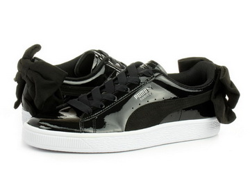 new arrival aaa0a da8d7 Puma Shoes - Basket Bow Sb Wns - 36735301-blk - Online shop for sneakers,  shoes and boots