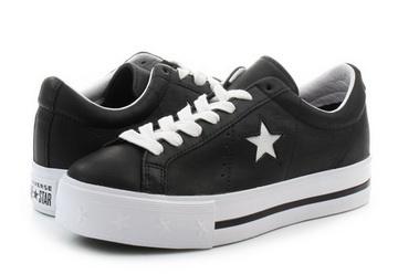 info for 705df a9889 Converse Sneakers First String One Star 90s Platform Ox