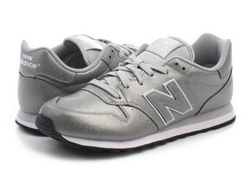 New Balance GW 500 Sneaker silber