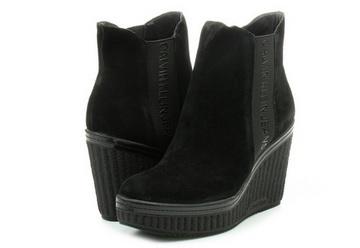 fe917359ae Calvin Klein Jeans Csizma - Shuana - RE9765-BLK - Office Shoes ...