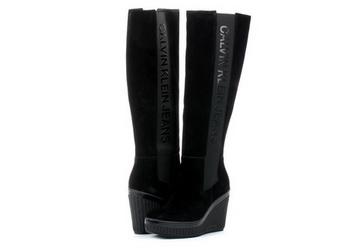 643089448d Calvin Klein Jeans Vysoké Topánky