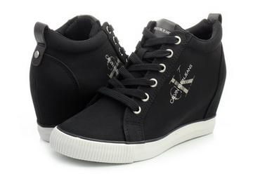 b5bb186d52 Calvin Klein Jeans Cipő - Ritzy - RE9800-BLK - Office Shoes ...