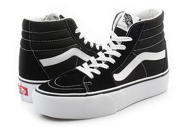 Vans Shoes Ua Sk8 - Hi Platform 2.0