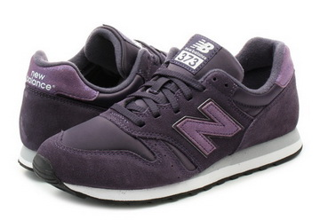 New Balance WL373 shoes maroon