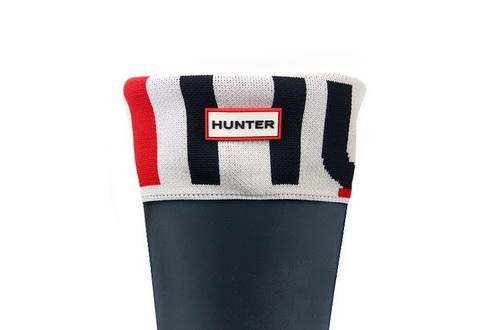 Leárazás -50% hunter Hunter Zokni Exploded Logo Cuff Boot Sock 4a650d65c0