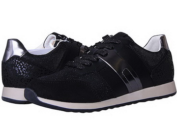 Geox Casual Crna Patike Deynna Office Shoes