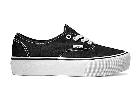 Vans Këpucë Authentic platform