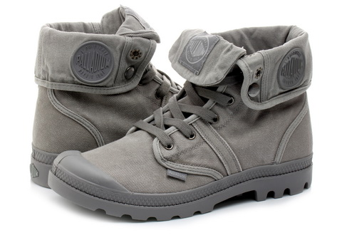 Palladium Boty#Farmářky Pallabrouse Baggy