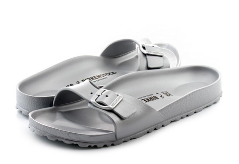 Birkenstock Pantofle Madrid Eva Metallic