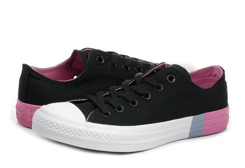 Converse Atlete Chuck Taylor All Star Color Block Low Top