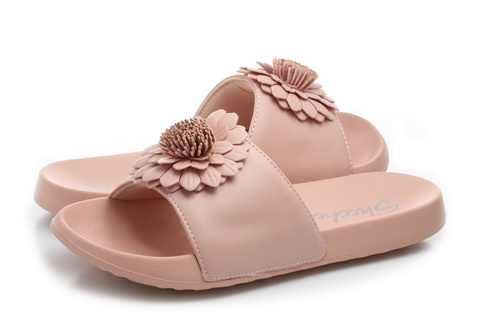 Skechers Pantofle 2nd Take - Metal Petal