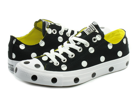 Converse Tenisi Chuck Taylor All Star Dots Ox