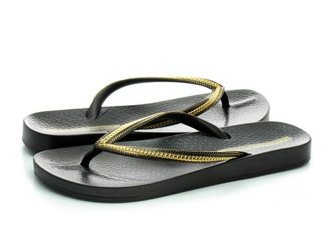 Ipanema Papucs Anatomic Metallic