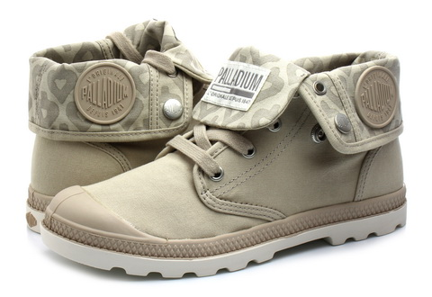 Palladium Boty#Farmářky Baggy Low Lp