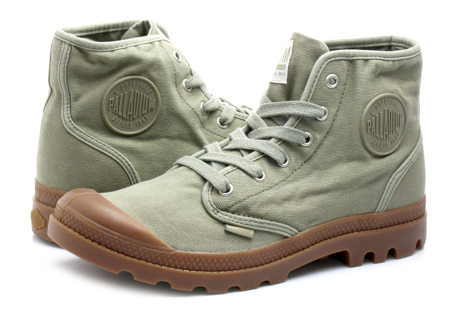 o rozsądnej cenie informacje o wersji na tanio na sprzedaż Palladium Shoes - Pampa Hi - 02352-344-M - Online shop for sneakers, shoes  and boots