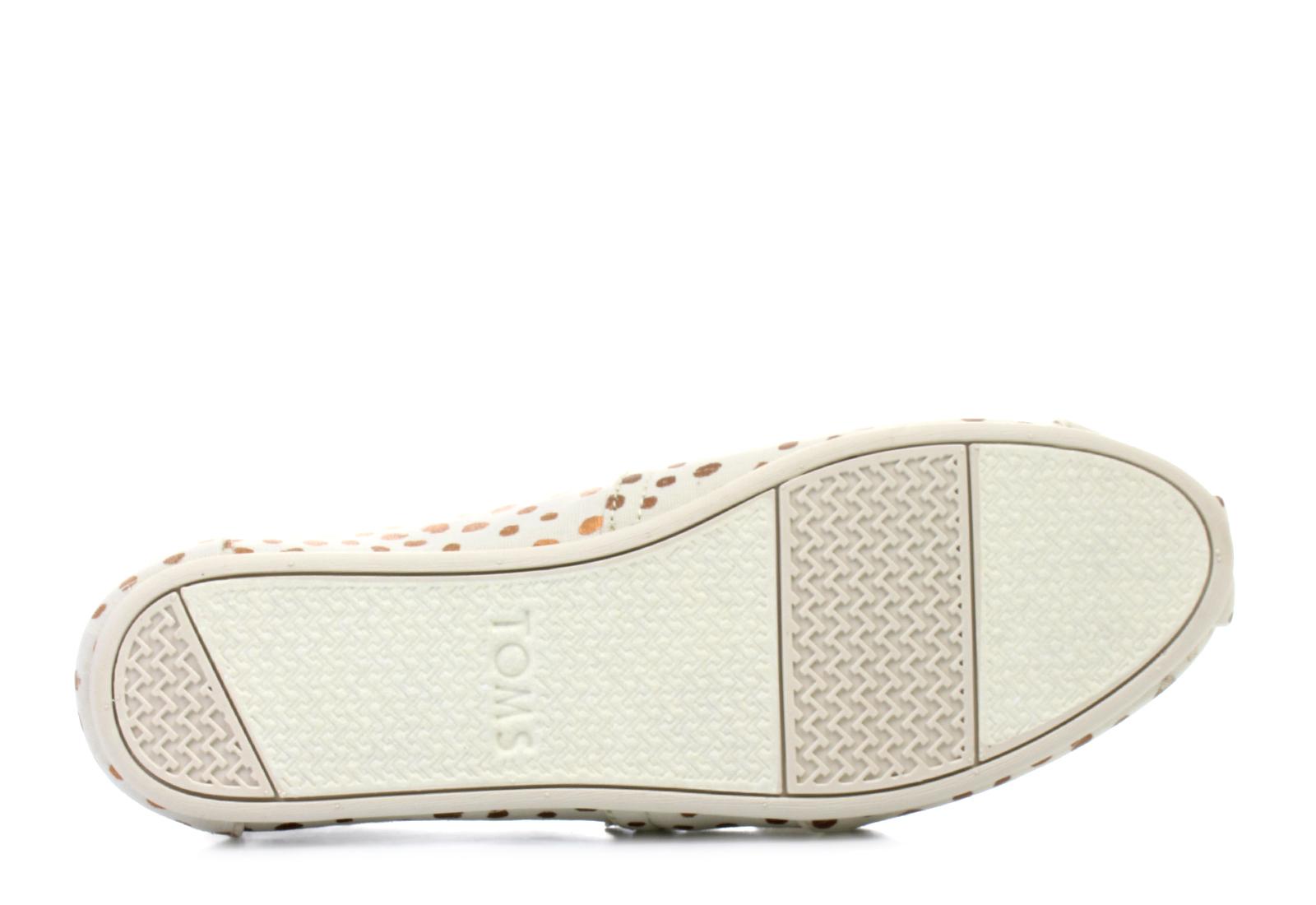 da32d207ce Toms Cipő - Alpargata - 10011646-nat - Office Shoes Magyarország