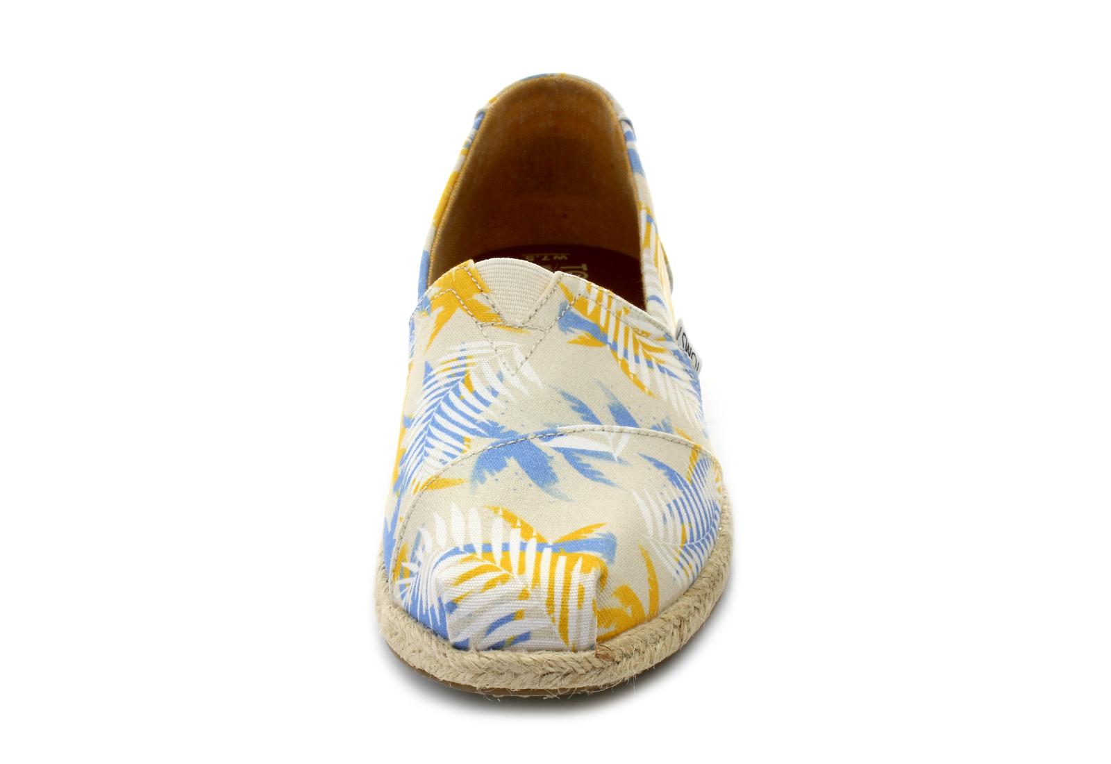 909150dc69e7d Toms Nízké boty - Alpargata - 10011651-natZnačková obuv a doplňky ...