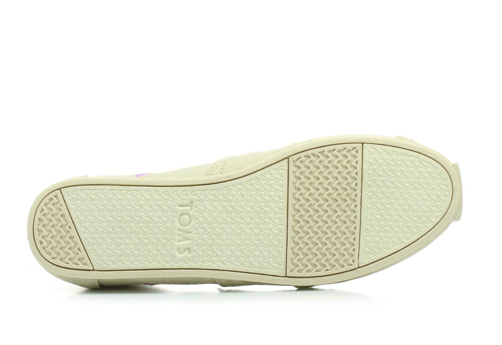 29f6e63732d Toms Cipő - Alpargata - 10011660-nat - Office Shoes Magyarország