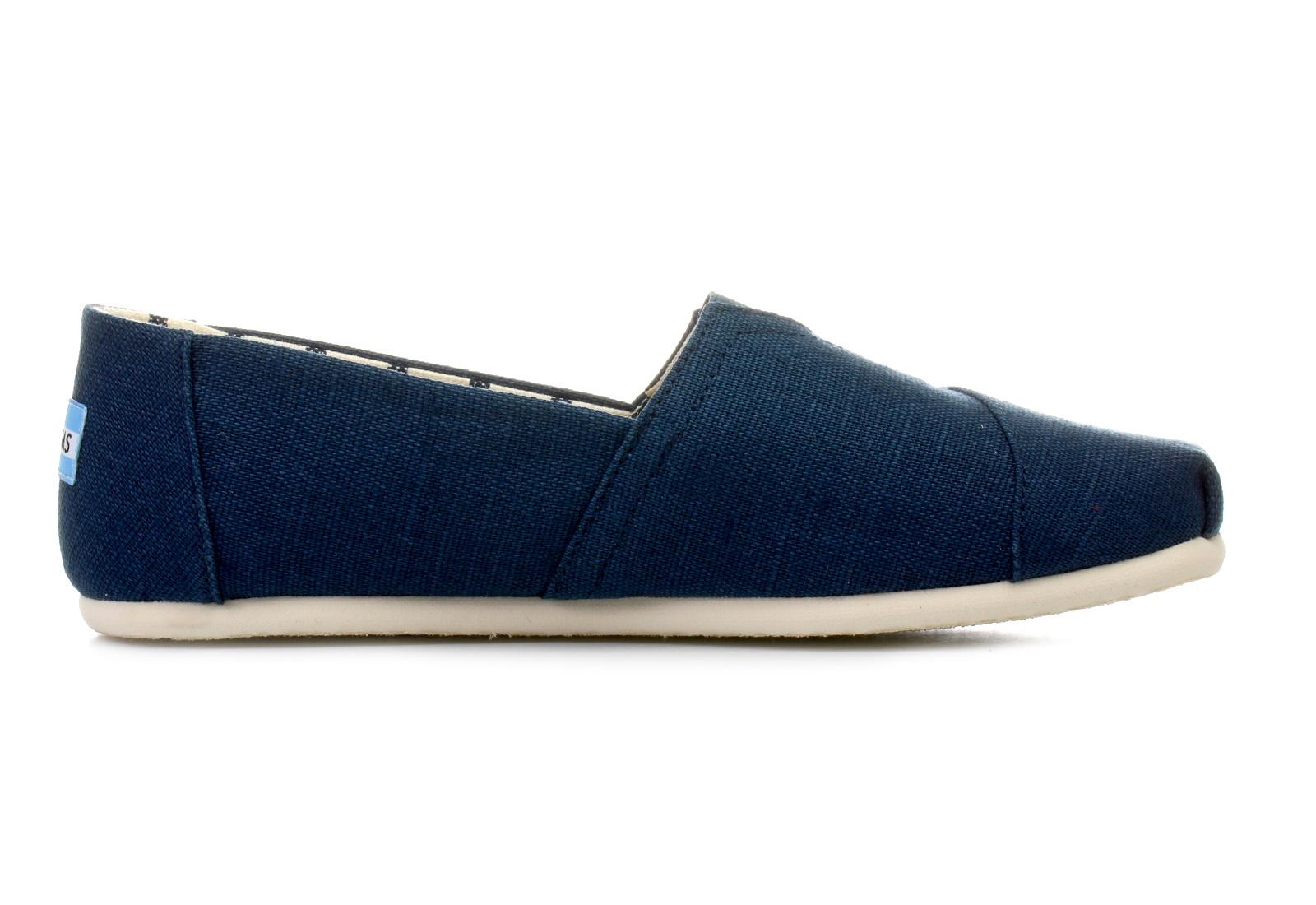 477be298060 Toms Shoes - Alpargata - 10011704-blu - Online shop for sneakers ...