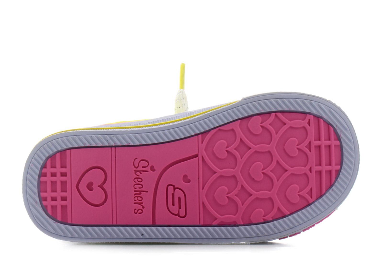 314275ca3fe Skechers Shoes - Shuffles - Sparkle Smile - 10855n-ylhp - Online ...