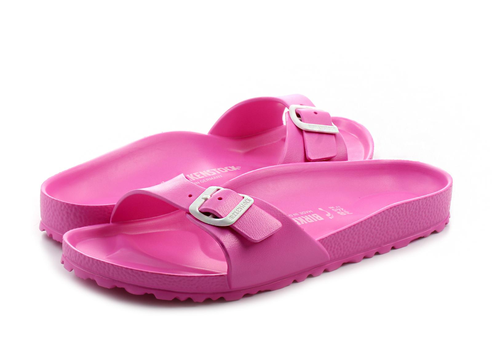 birkenstock slippers madrid eva 128303 pnk online shop for sneakers shoes and boots. Black Bedroom Furniture Sets. Home Design Ideas