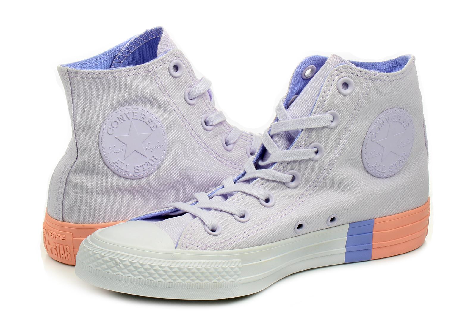0177049a1fc Converse Sneakers - Chuck Taylor All Star Tri-block Hi - 159520C ...