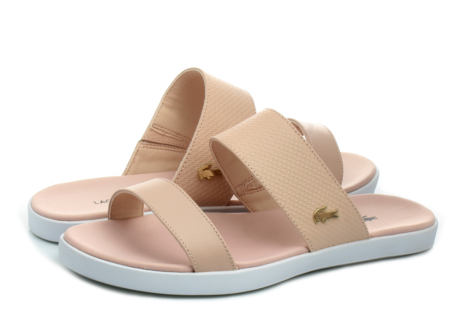 d1ba96a46582f Lacoste Sandals - Natoy - 181caw0045-nl7 - Online shop for sneakers ...