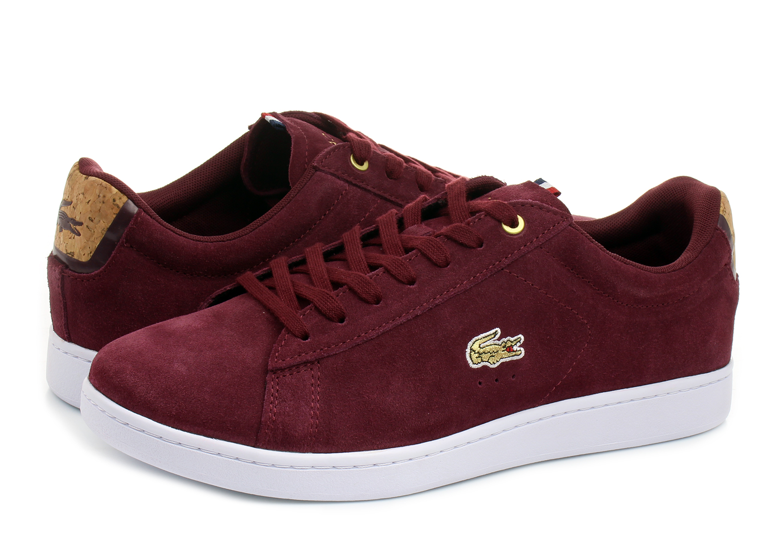 Lacoste Cipő - Carnaby Evo 118 4 - 181spm0007-2h2 - Office Shoes ... 699c6dc28f