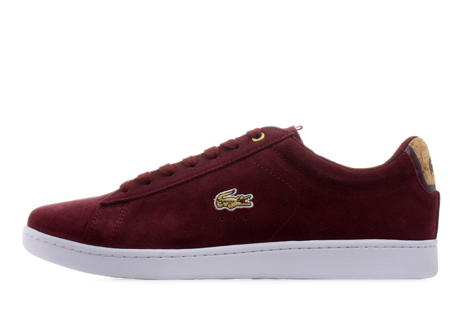 Lacoste Shoes - Carnaby Evo 118 4 - 181spm0007-2h2 - Online shop for ... 9d8b5ff702
