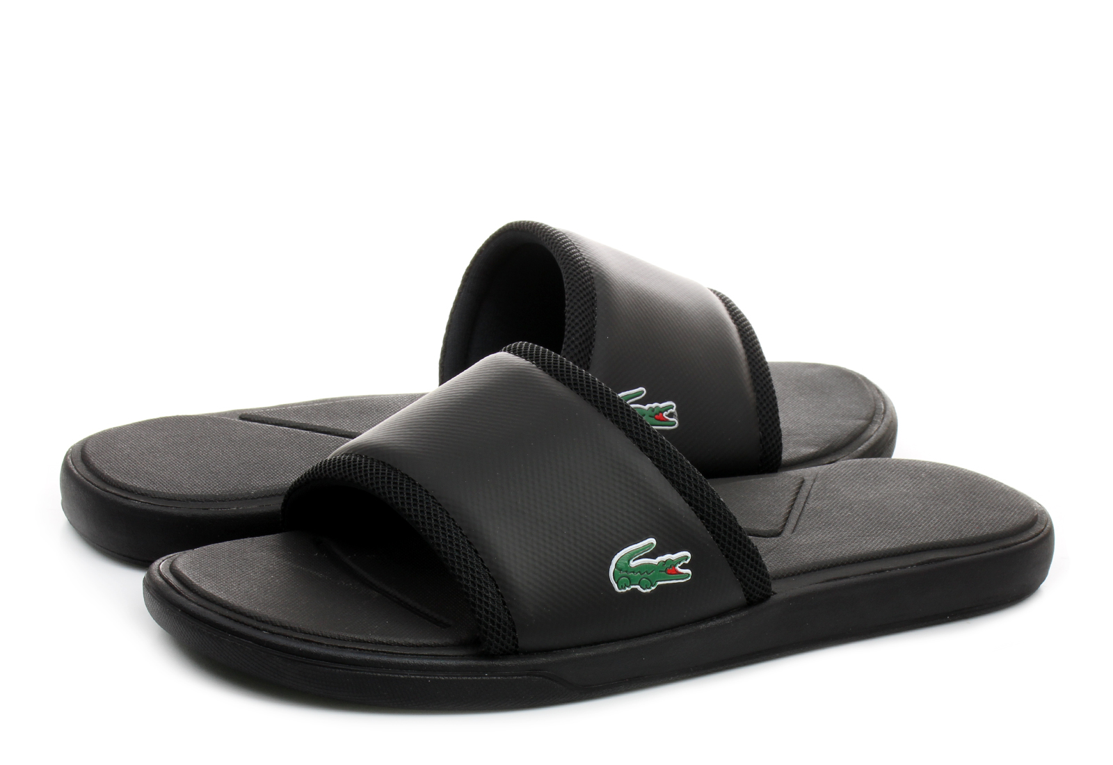 2dde89d5f753e2 Lacoste Slippers - L.30 Slide Sport - 181spm2169-024 - Online shop ...