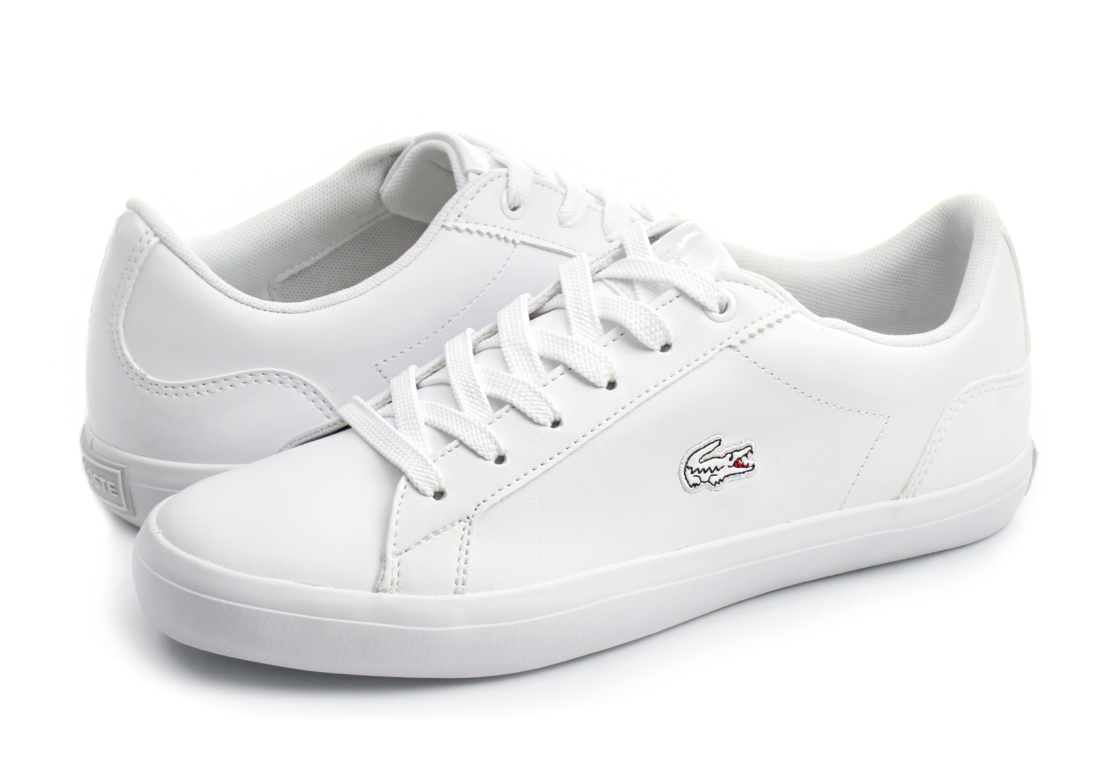 lacoste lerond caw white off 57% - www