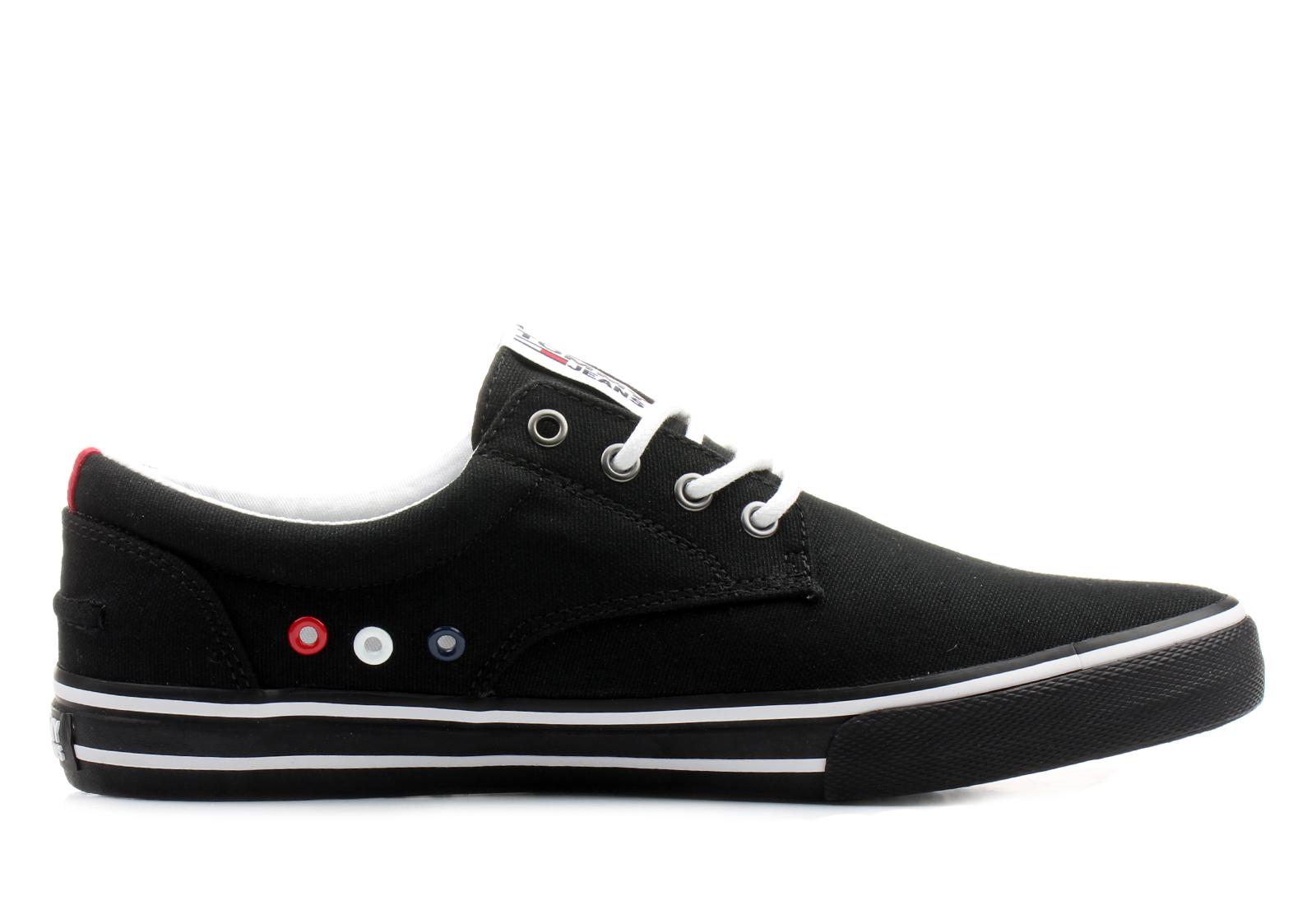 9dd6ab477e Tommy Hilfiger Cipő - Vic 1d2 - 18S-0001-990 - Office Shoes Magyarország