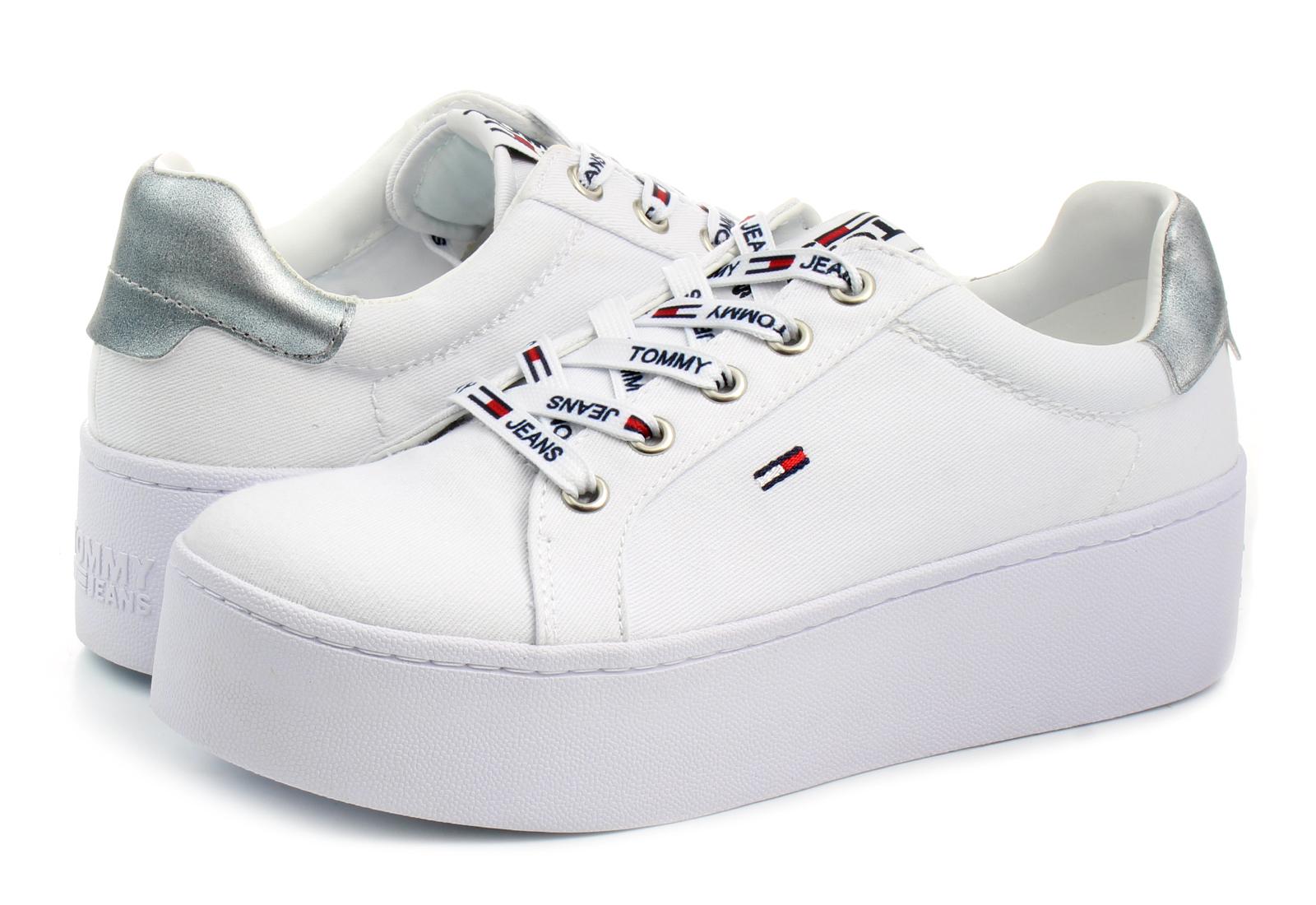 13b5af10ef Tommy Hilfiger Cipő - Roxie 1c1 - 18S-0237-100 - Office Shoes ...