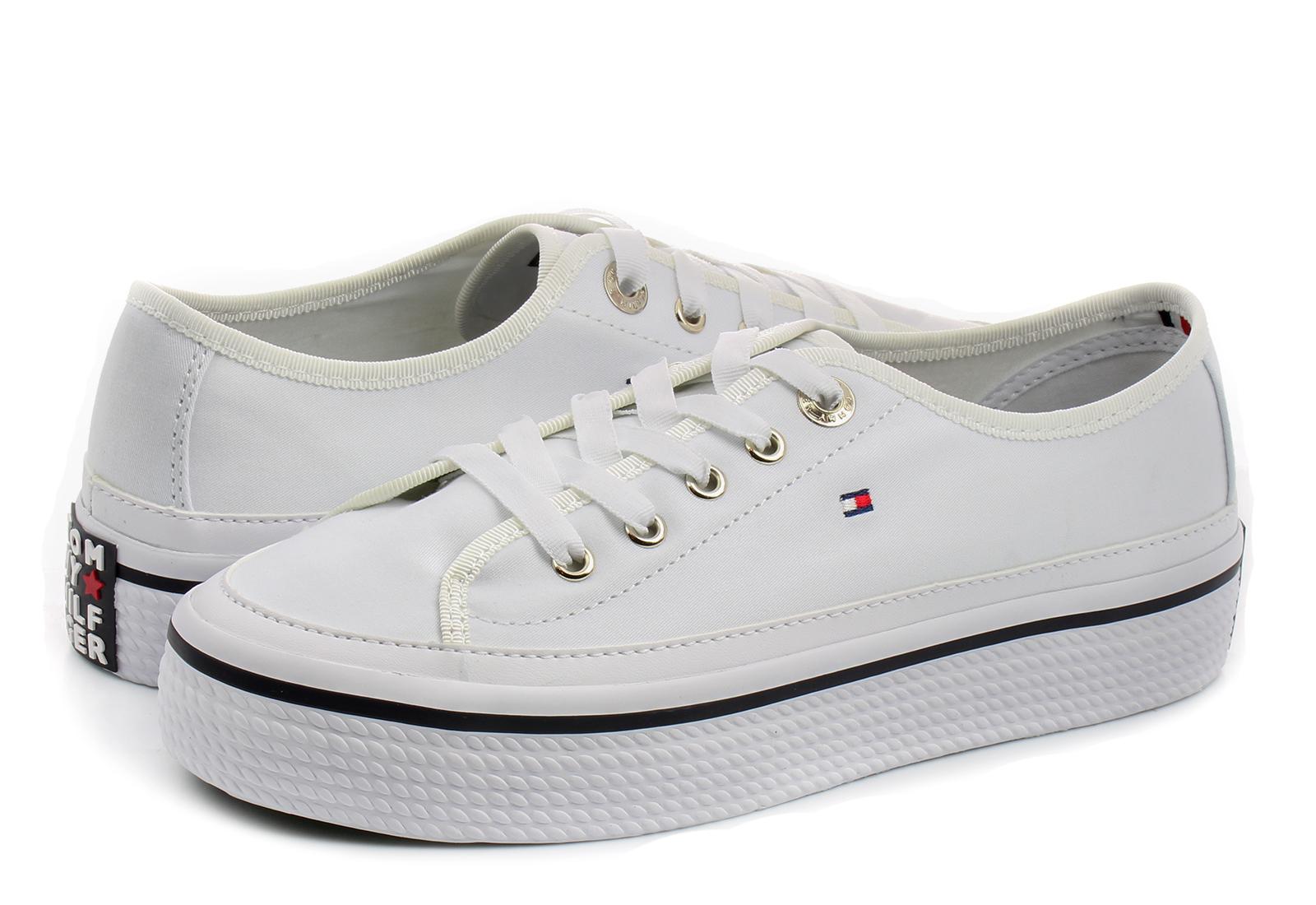 94bc0360e5 Tommy Hilfiger Cipő - Kelsey 1 - 18S-2456-100 - Office Shoes ...
