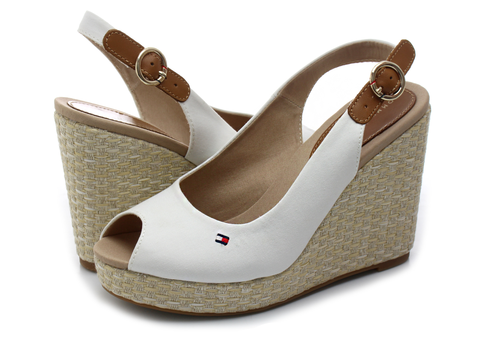 b2361a88db73 Tommy Hilfiger Sandals - Elena 57 - 18S-2787-121 - Online shop for ...
