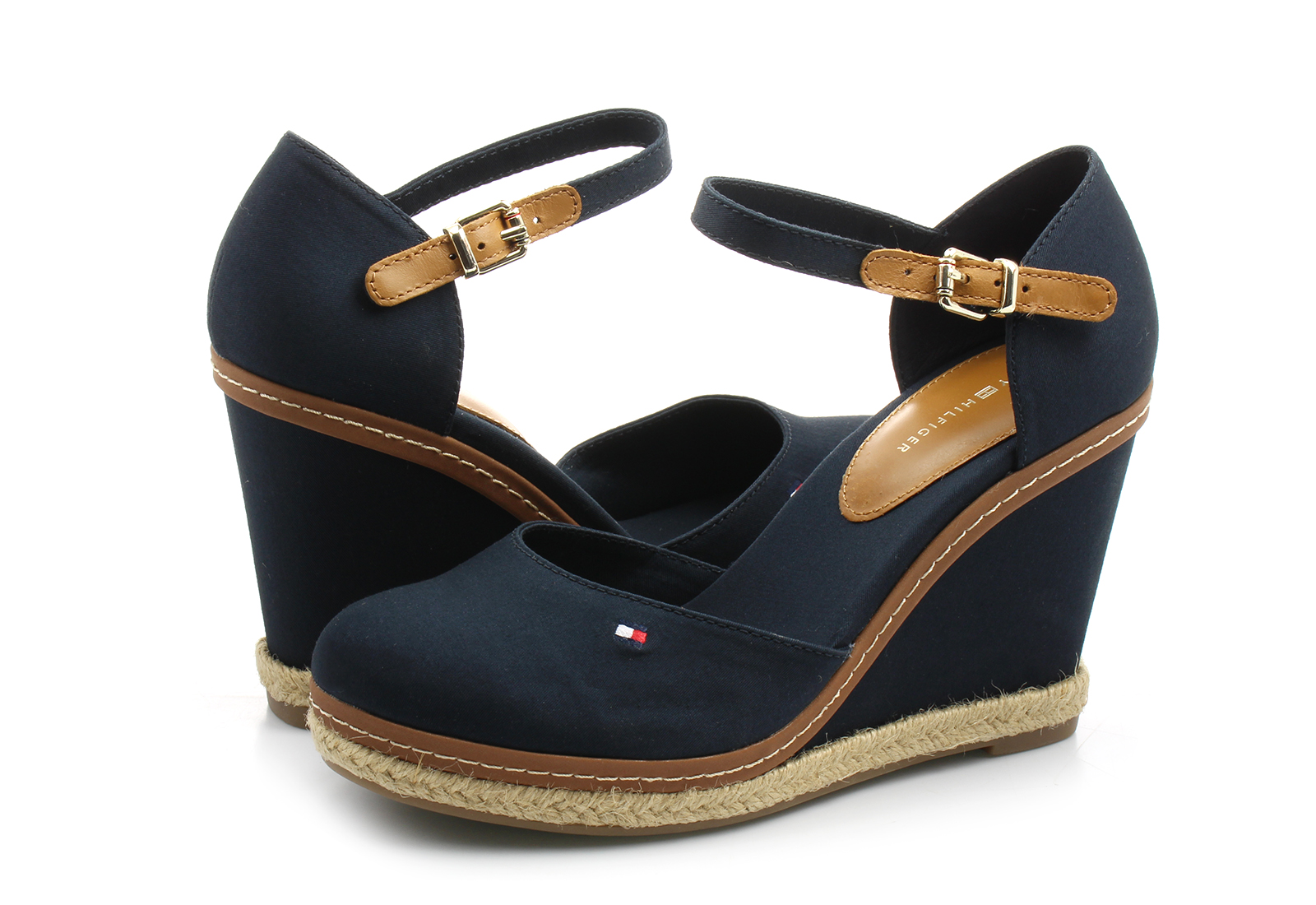 9c91d4814d Tommy Hilfiger Platforma Plave Sandale - Emma 13 - Office Shoes ...