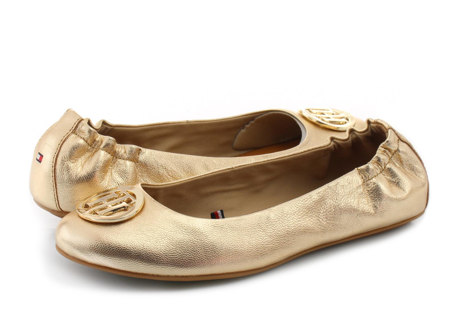 tommy hilfiger ballerina appleton beige