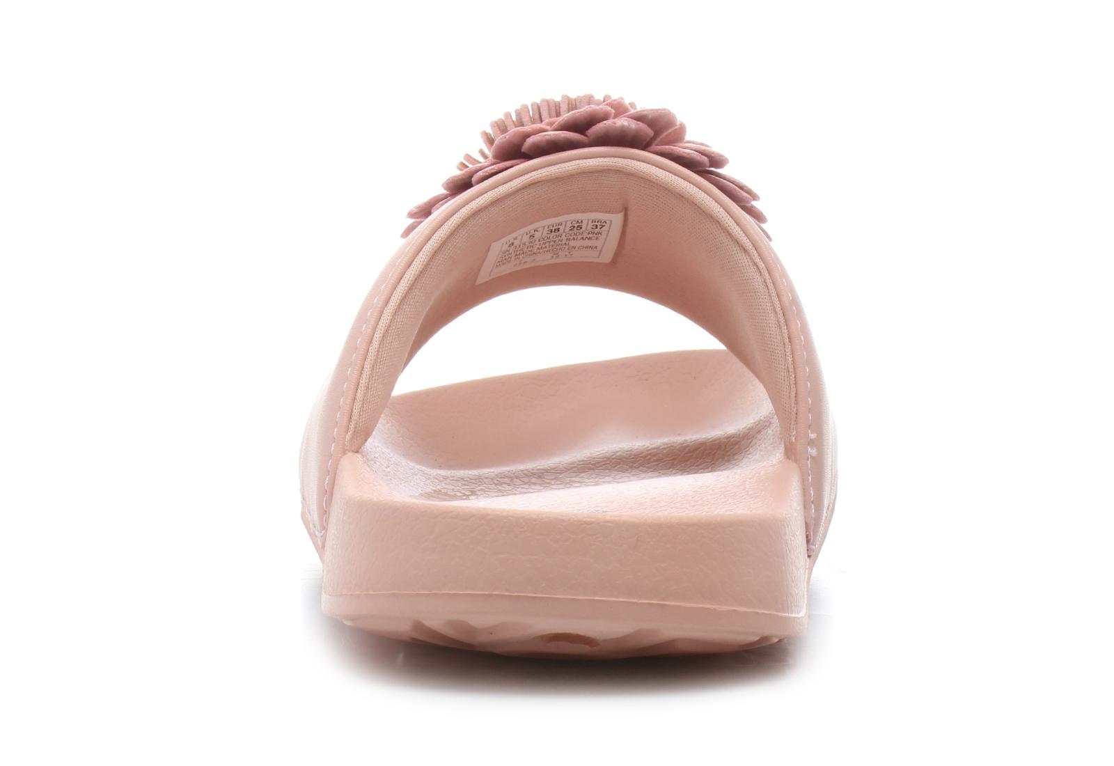 f22458d62bd7 Skechers Slippers - 2nd Take - Metal Petal - 31530-pnk - Online shop ...