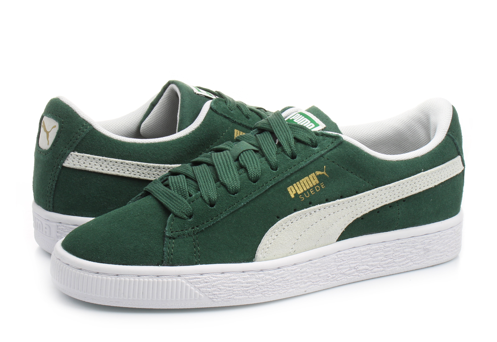 8b1363e122 Puma Shoes - Suede Classic Jr - 36507306-gre - Online shop for ...