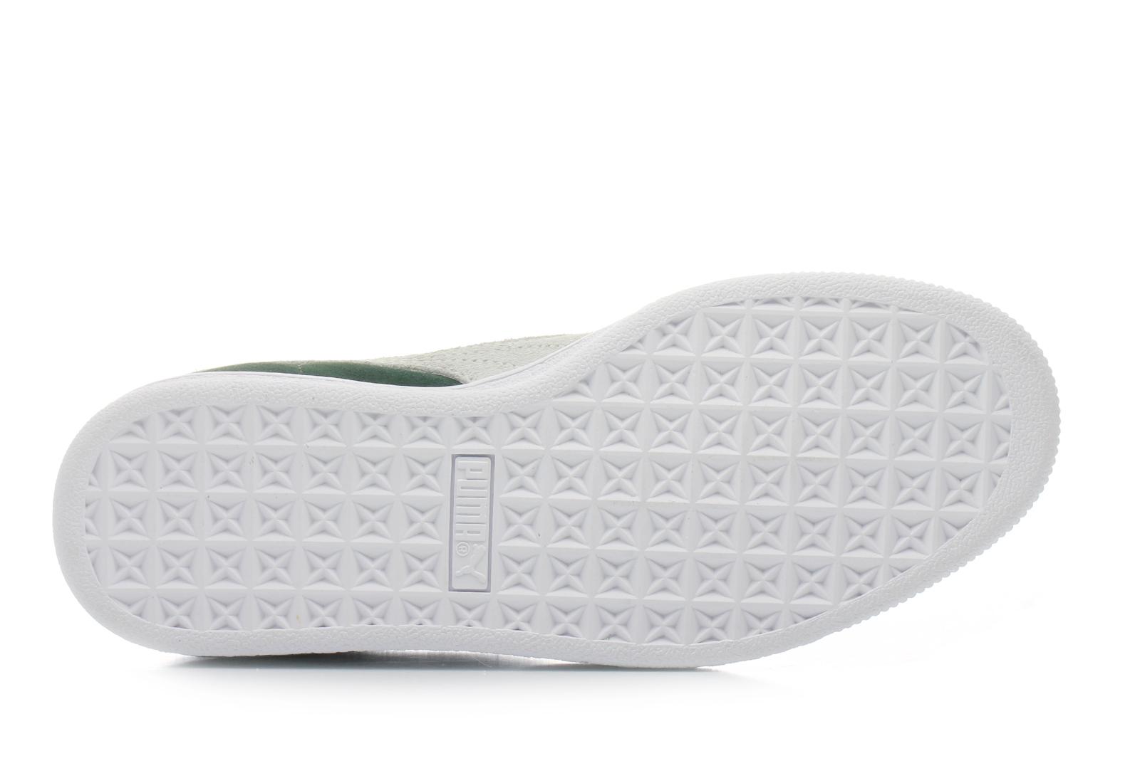 91a6be692a34e0 Puma Shoes - Suede Classic Jr - 36507306-gre - Online shop for ...