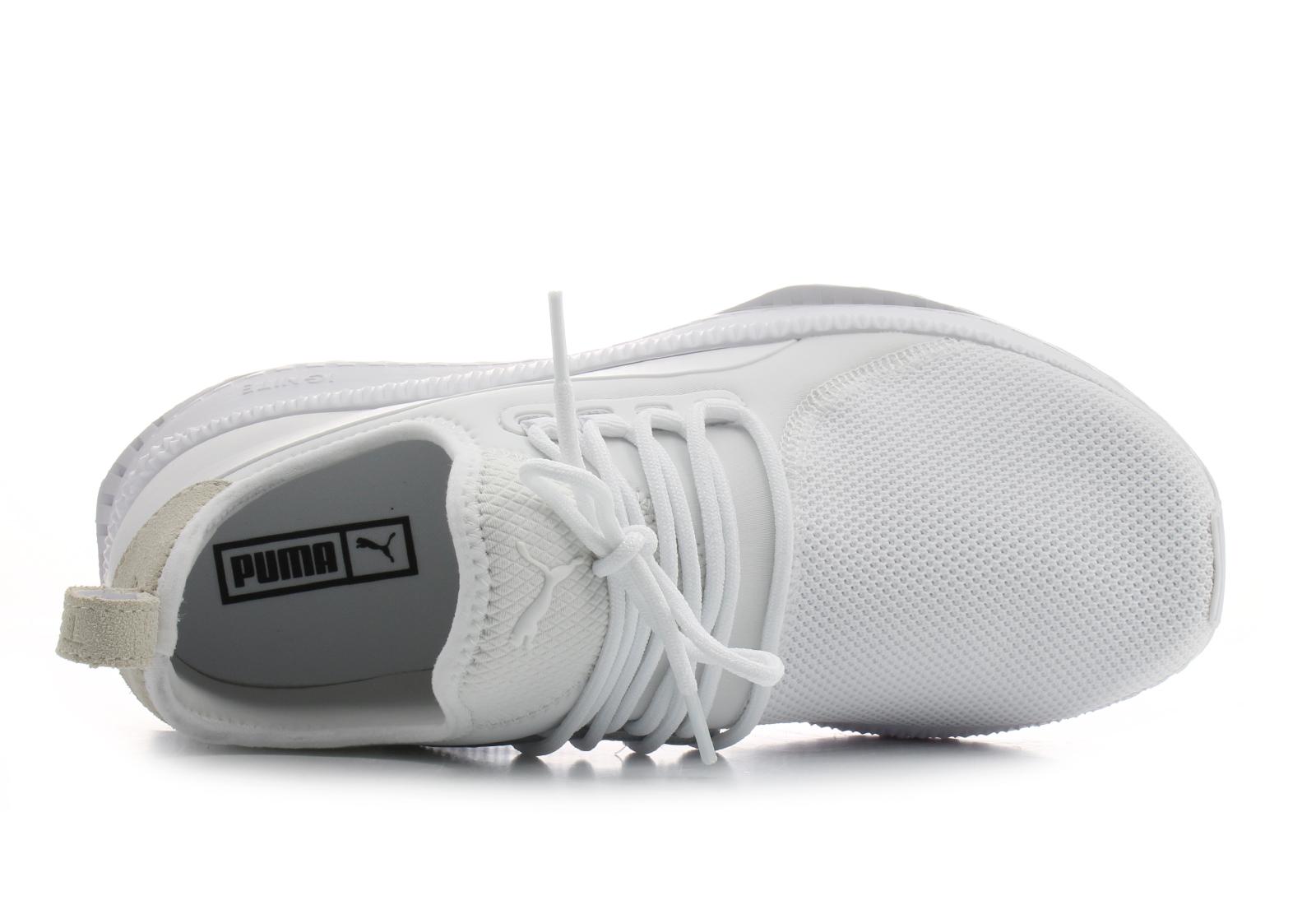 Puma Cipő - Tsugi Apex - 36609002-wht - Office Shoes Magyarország c522256f0f