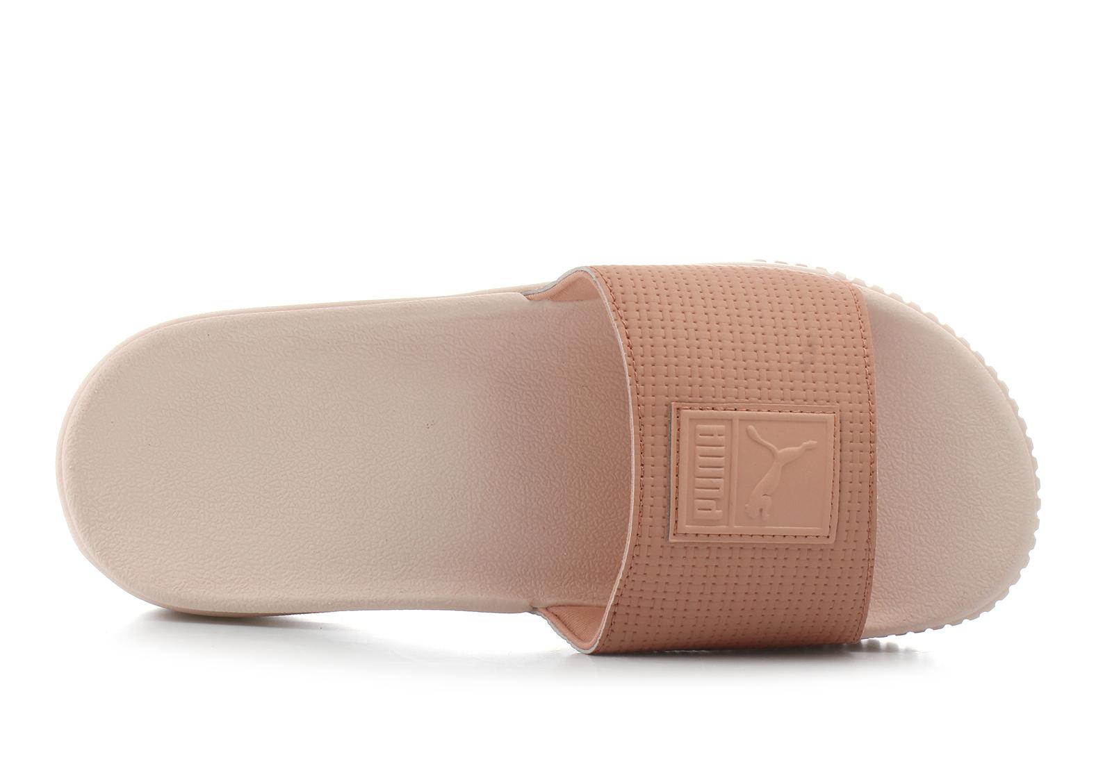 5d4f05a92ac9 Puma Slippers - Platform Slide Wns Ep - 36612201-pnk - Online shop ...
