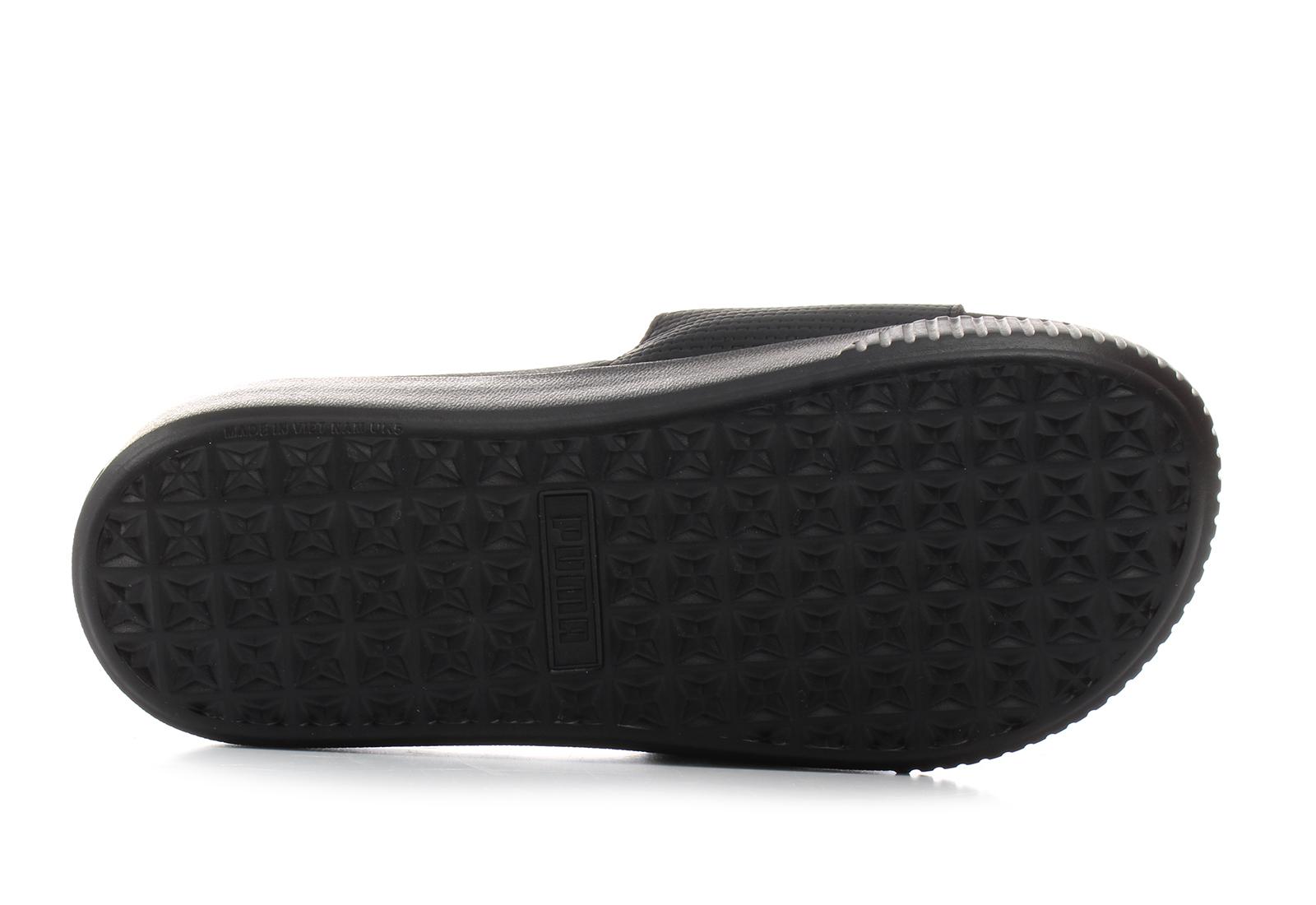 1f262d6107c Puma Pantofle - Platform Slide Wns Ep - 36612202-blkTenisky