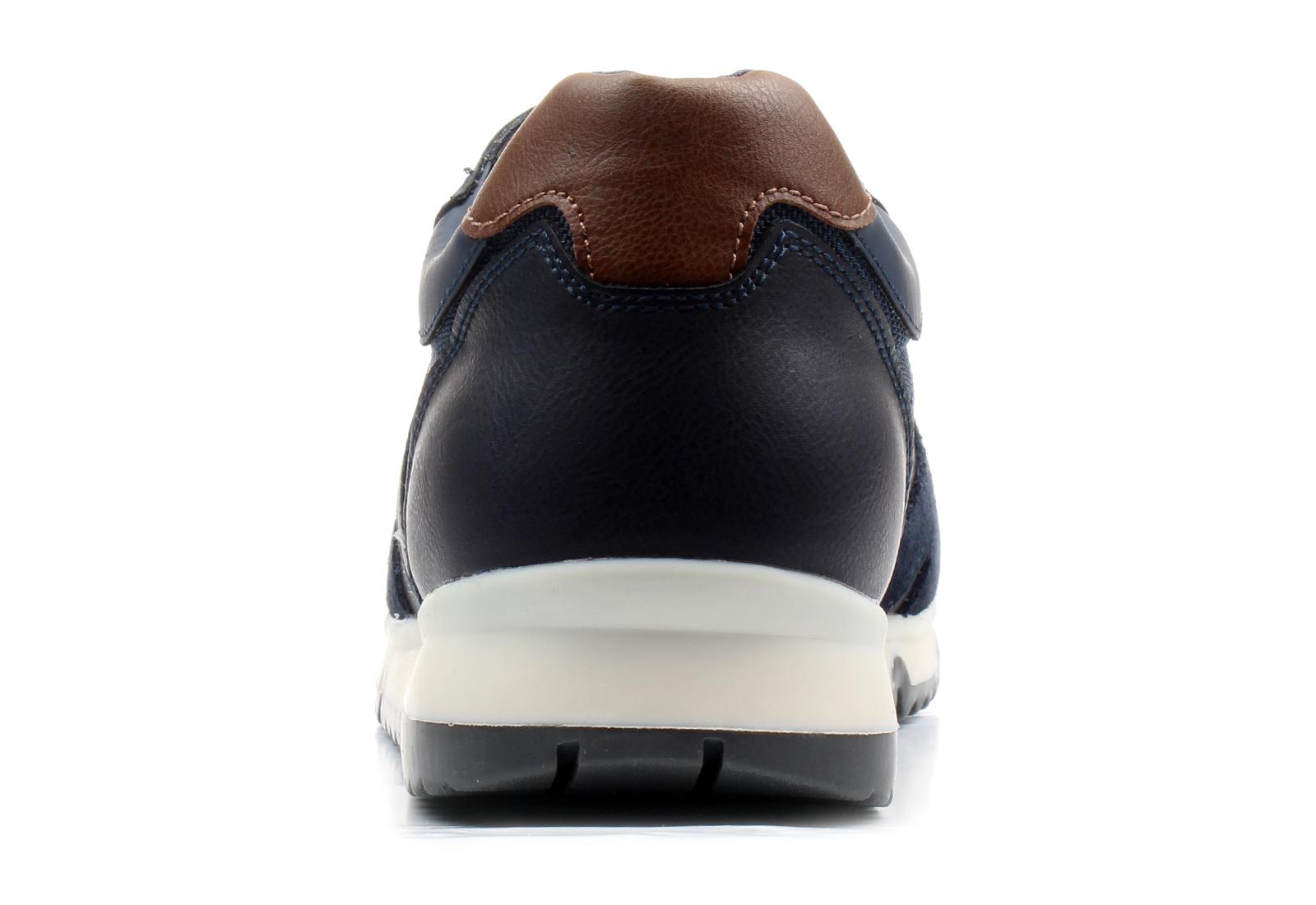 Geox Cipő - Wilmer - 3XB-ME22-4002 - Office Shoes Magyarország dfef44c0d0